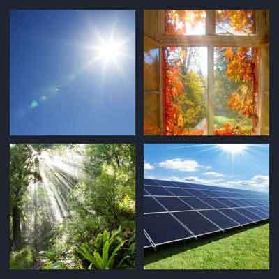 4-pics-1-word-sunlight