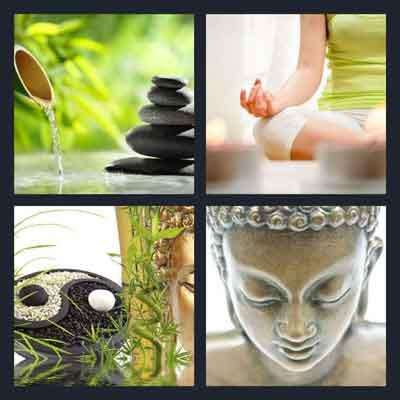 4-pics-1-word-zen