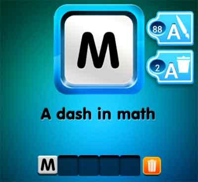 one-clue-a-dash-in-math
