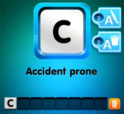 one-clue-accident-prone