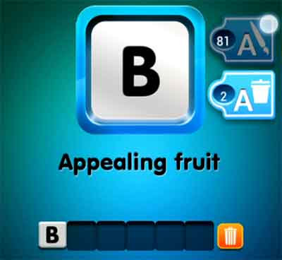 one-clue-appealing-fruit