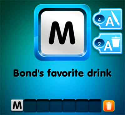 one-clue-bonds-favorite-drink
