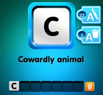 one-clue-cowardly-animal