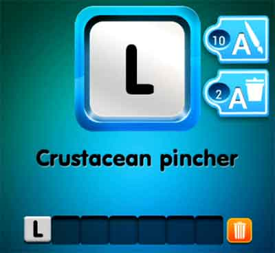 one-clue-crustacean-pincher
