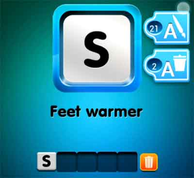 one-clue-feet-warmer