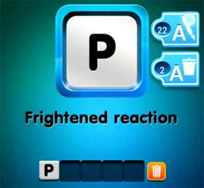 one-clue-frightened-reaction