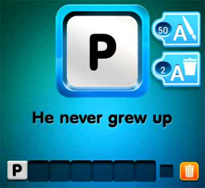 one-clue-he-never-grew-up