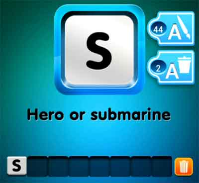 one-clue-hero-or-submarine
