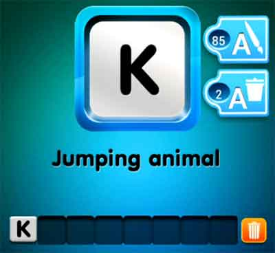 one-clue-jumping-animal