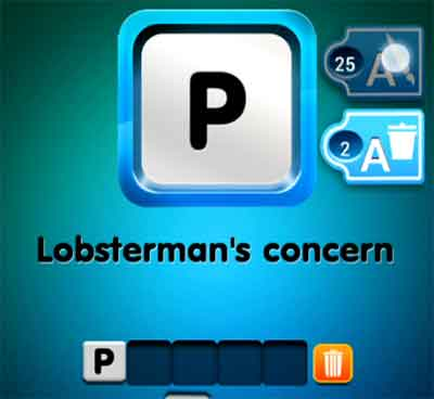 one-clue-lobstermans-concern