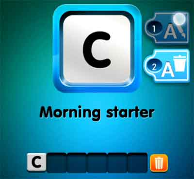 one-clue-morning-starter
