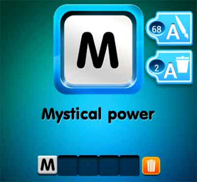 one-clue-mystical-power