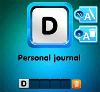 one-clue-personal-journal