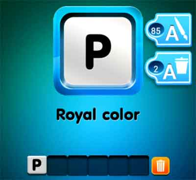 one-clue-royal-color