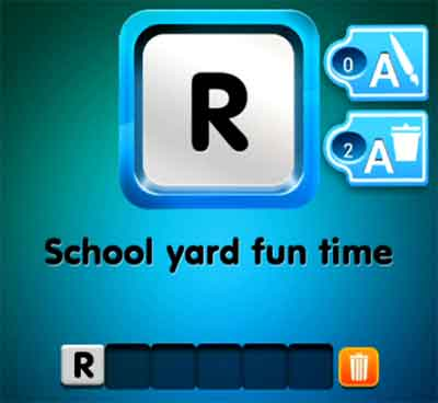 one-clue-school-yard-fun-time