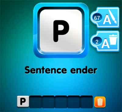 one-clue-sentence-ender