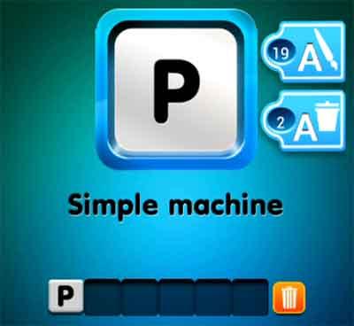 e Clue Simple Machine