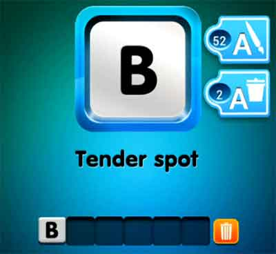 one-clue-tender-spot
