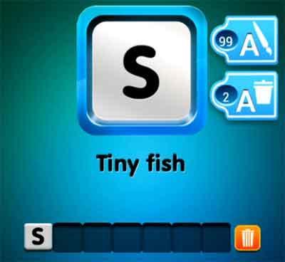 one-clue-tiny-fish
