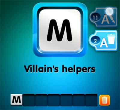 one-clue-villains-helpers