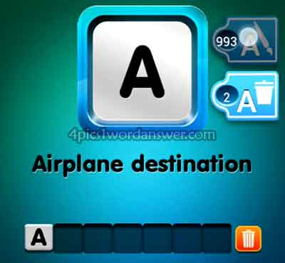 one-clue-airplane-destination-answer
