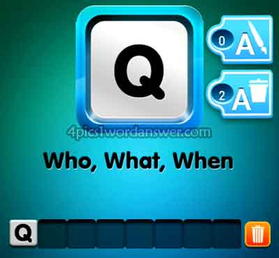 one-clue-who-what-when
