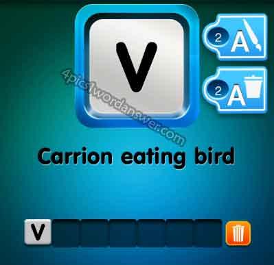 one-clue-carrion-eating-bird