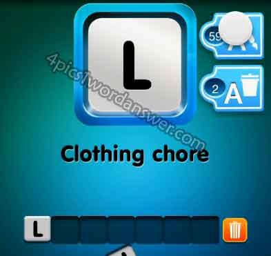 clothing-chore