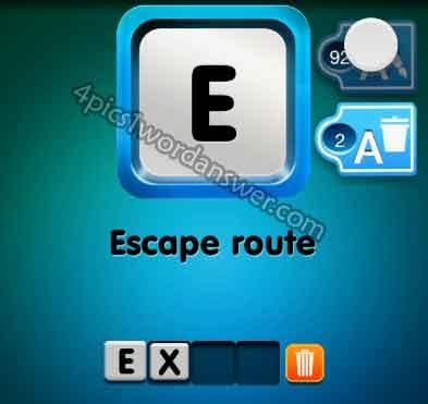 one-clue-escape-route