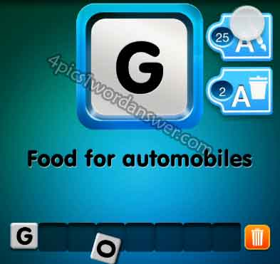 one-clue-food-for-automobiles