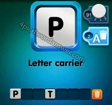 one-clue-letter-carrier