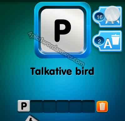 one-clue-talkative-bird