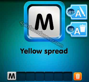 one-clue-yellow-spread