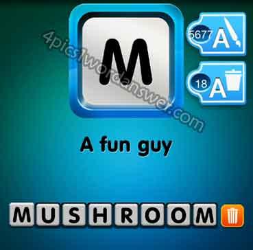 one-clue-a-fun-guy