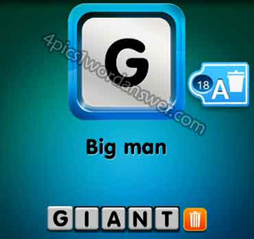 one-clue-big-man