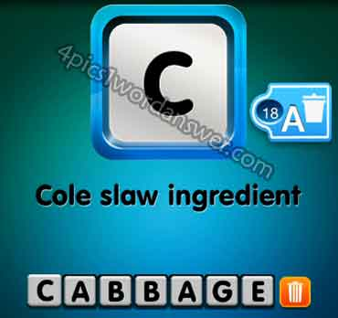 one-clue-cole-slaw-ingredient