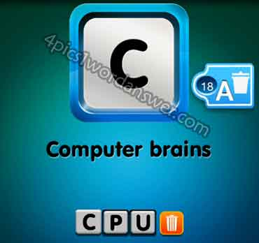 one-clue-computer-brains