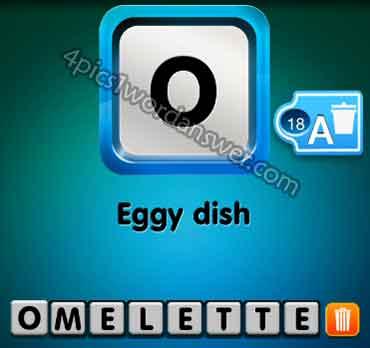 one-clue-eggy-dish