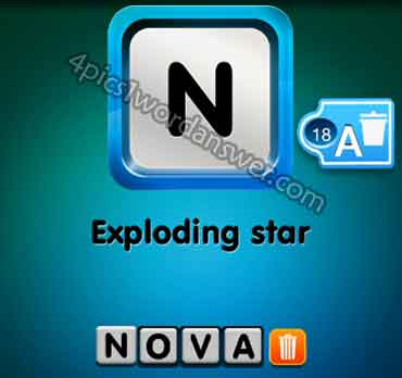 one-clue-exploding-star