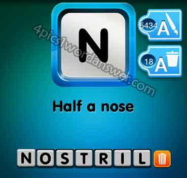 one-clue-half-a-nose