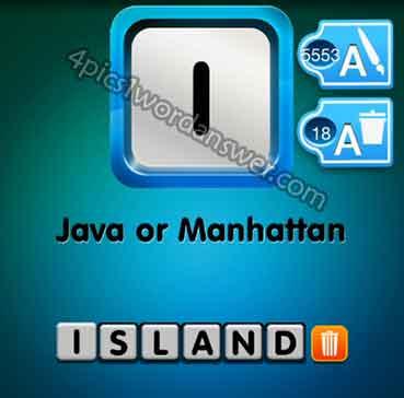 one-clue-java-or-manhattan