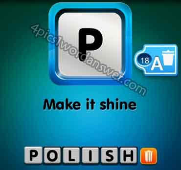 one-clue-make-it-shine