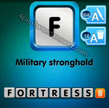one-clue-military-stronghold
