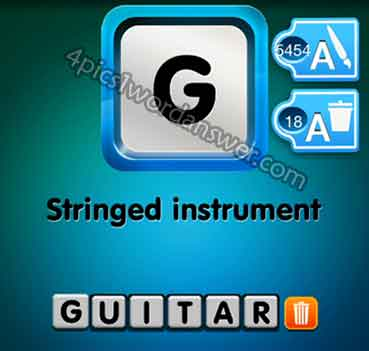 one-clue-stringed-instrument