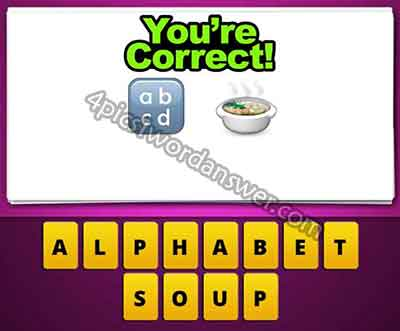 emoji-abcd-and-soup