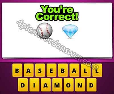 emoji-baseball-and-diamond