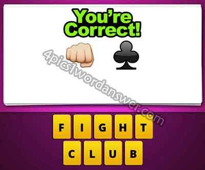emoji-fist-punch-and-spade-club