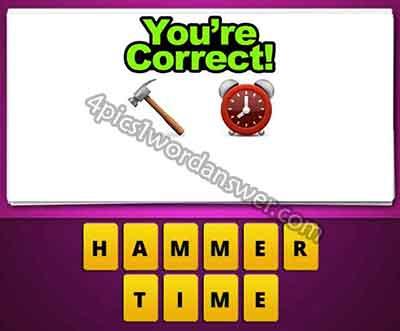 emoji-hammer-and-alarm-clock