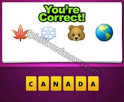 emoji-maple-leaf-snowflake-bear-earth-globe