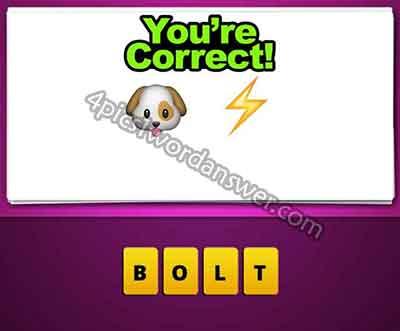 emoji-puppy-dog-and-ligtning-bolt